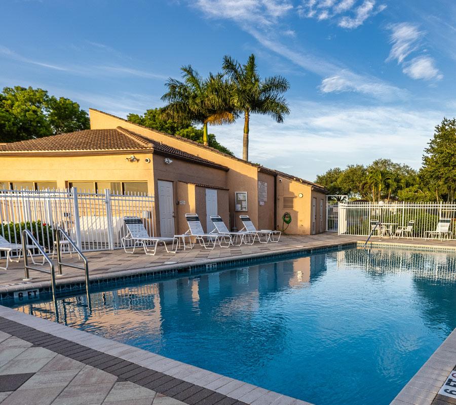 Pool at Berkshire Lakes Clubhouse | Berkshire Lakes Master Association