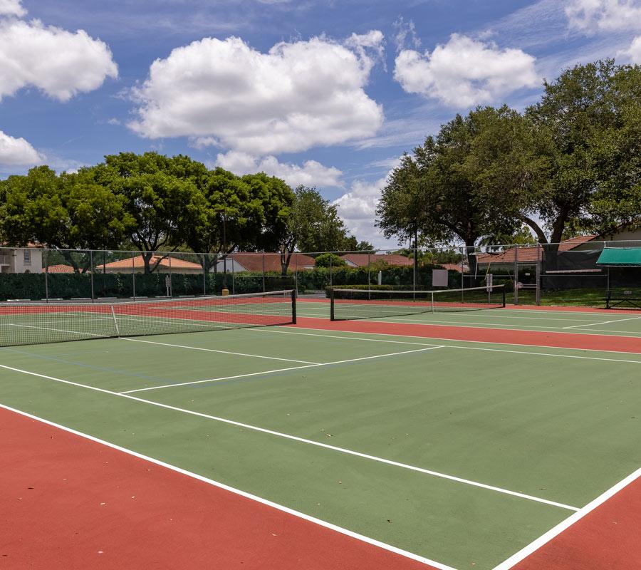 Tennis Courts at Berkshire Lakes | Berkshire Lakes Master Association